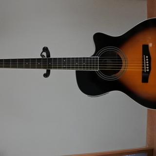 アコースティックギター ピックアップ付き Morris モーリス...