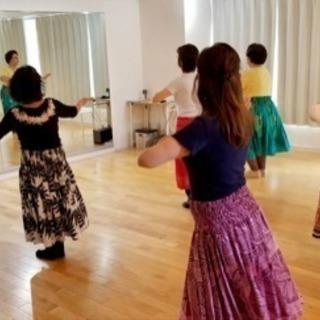 横浜山下町で新規HULAクラス! - ダンス