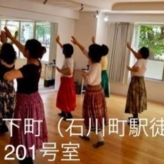 横浜山下町で新規HULAクラス!