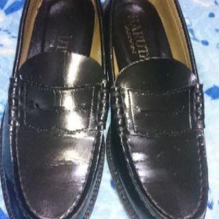 無料!HARUTA革靴25センチ・美品