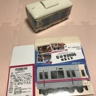京王電鉄 9000系 お弁当箱 電車 乗り物 京王線