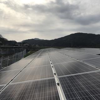 太陽光発電所(90.72KW) 低圧32円 1区画