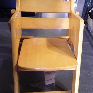 KATOJI カートジ 子供用 折畳み式 テーブル付 木製 ロー...