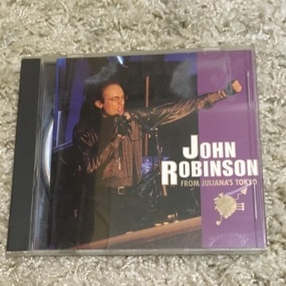 CD JOHN ROBINSON
