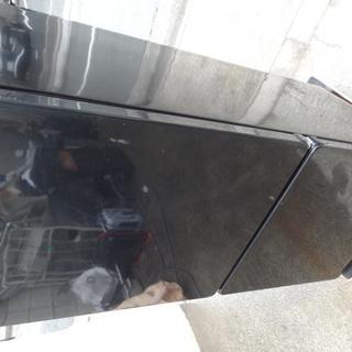 東235 ユーイング2ドア冷蔵庫 110L