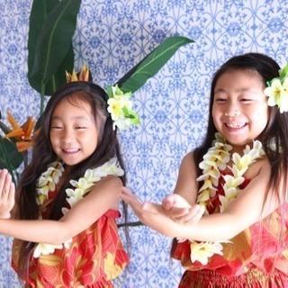 🌺 フラ&タヒチアンダンス教室 🌺 無料体験レッスンあり