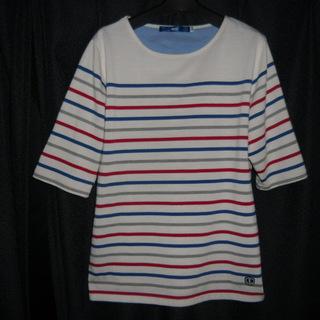 APPLy 7部丈シャツ メンズM(胸囲:96-104)