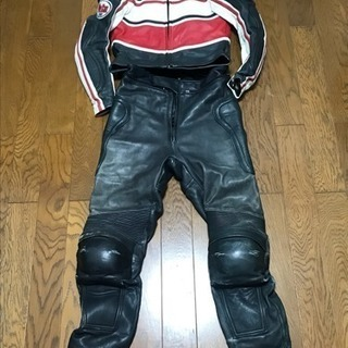【値下げ】ライダースーツ