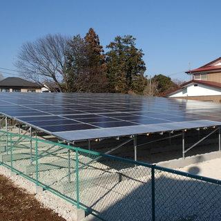 設置料金は国内最安値 発電量は国内最大量野立て太陽光発電50kw・モジュール300w・360枚・ − 千葉県