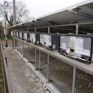 設置料金は国内最安値 発電量は国内最大量野立て太陽光発電50kw・モジュール300w・360枚・ - 地元のお店