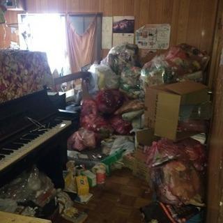 お部屋のお片付け、遺品整理、特殊清掃などお困りになりましたら、株...
