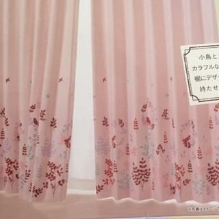 NITORIのカーテン
