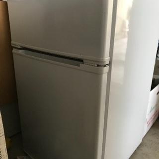 中古 美品 小型冷蔵庫 白 引き取...