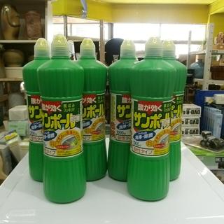 札幌 新品!サンポール 1000ml トイレ用洗剤 6本セット