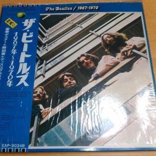 レコード ビートルズ 2枚組