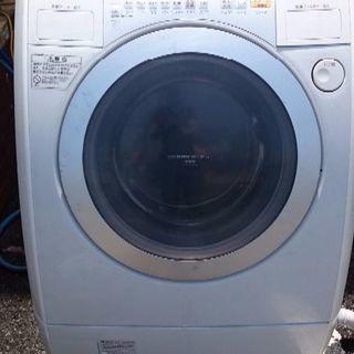 ☆値下げ☆ナショナルドラム式電気洗濯乾燥機