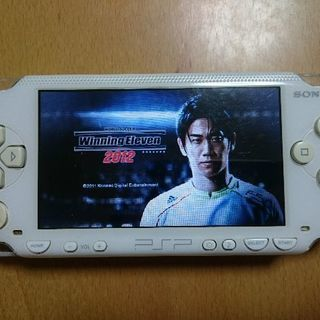 PSP-1000白 ジャンク
