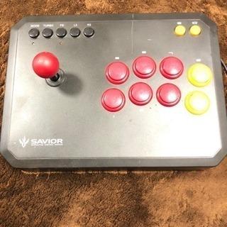 PS3用 ジョイスティックコントローラー