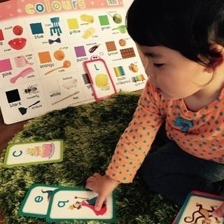 3歳までに英語環境作り「英語育児コーチング」の画像