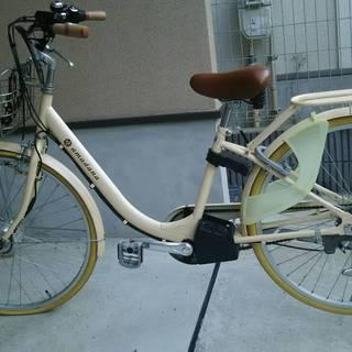 Amadana電動アシスト自転車26インチ