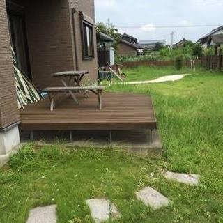 お庭掃除・定期管理(剪定・伐採・除草・消毒)