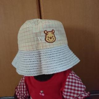 プーさん帽子①
