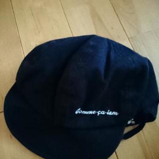 COMMECAISM帽子⑨
