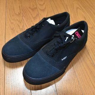 MAD FOOT! マッドチェスター 黒 実質26.5cmサイズ