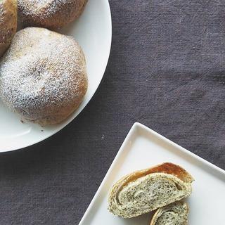 茶葉の香りも楽しむパン講座・6月マンスリーレッスン