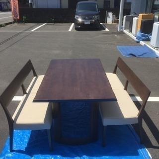 【高級】カリモクダイニングテーブルセット 中古 リサイクルショップ...