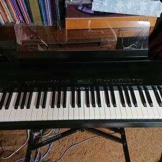 電子ピアノ KAWAI ES7B 説明書・X型スタンド付き