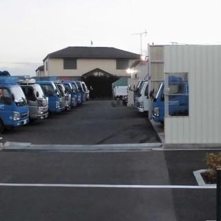 【残業無し】西東京・練馬区廃棄物収集ドライバー【未経験可】