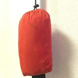 mont-bell クライマライトジャケット 赤