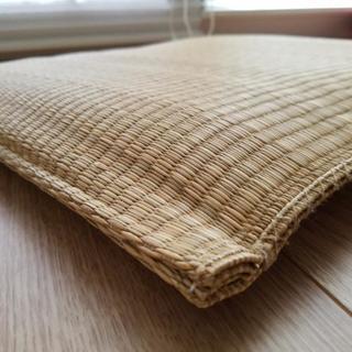 無印良品 い草座布団 - 家具