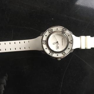芸能人、多数、ご用達 ≪TENDENCE≫テンデンス 腕時計 白