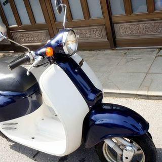 af24 ジョルノ オシャレなレトロ50ccスクーター 高…