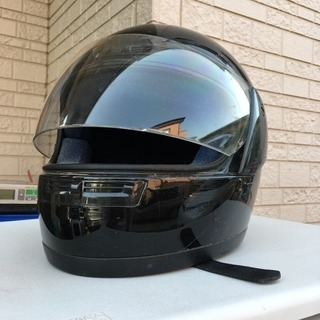 OGK バイクヘルメット フルフェイス S (頭囲 55cm~5...