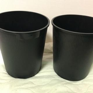 ゴミ箱2セット 0円の画像