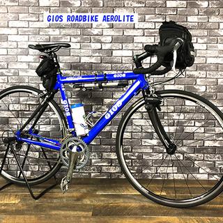 GIOS ジオス AEROLITE エアロライト ロード バイク ...