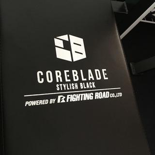 ファイティングロード COREBLADE コアブレード ベンチプレス セット - 売ります・あげます