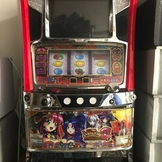 マジカルハロウィン3 コイン不要機 設定キー付属 スロット実機 パチスロ