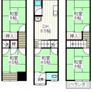 ★駅徒歩5分、京橋25分、北新地27分!リフォーム手伝ってくれたら格安!
