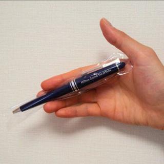 【条件付無料】ヒルトンロゴ入り★青いボールペン