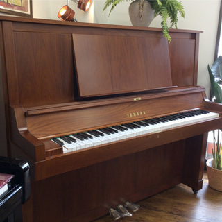 YAMAHA W101B 中古アップライトピアノ