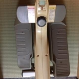 ★健康器具 ウォーキングマシン AEROLIFE オービットトレーナー DR-6826★の画像
