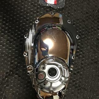 GSX250Eメッキクラッチカバー