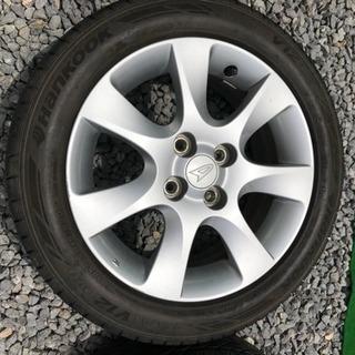 タイヤ付き純正ホイール4本セット ブーンルミナス M502G 1...