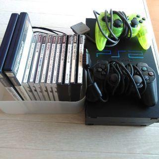PS2ゲームセット