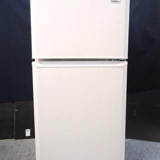 ハイアール 2ドア冷蔵庫▼JR-N106E▼106L▼13年製▼...