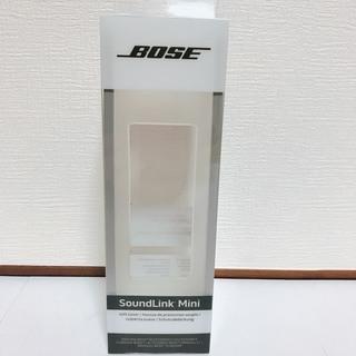 新品・未使用☆Bose SoundLink Mini Bluet...
